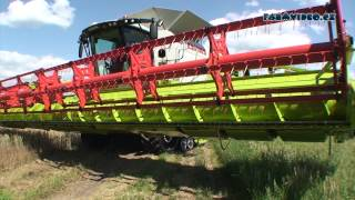 getlinkyoutube.com-Claas Lexion 780
