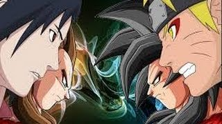 getlinkyoutube.com-J stars Victory Team Battle: Naruto/Sasuke/Madara Vs Goku/Vegeta/Frieza