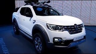 Renault Alaskan 2017 In detail review walkaround Interior Exterior