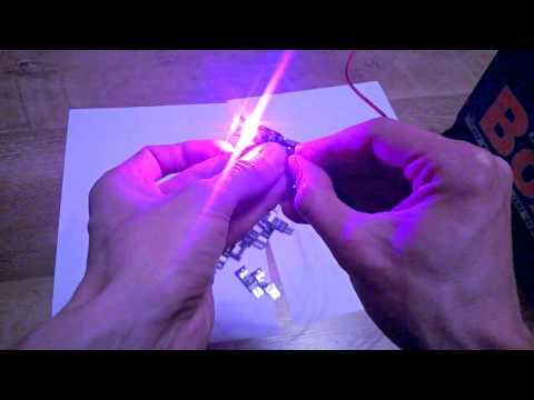 Led лампы со стробоскопами T10 RGB 6SMD 5050 Canbus (Разноцветные) - Ksenos.Com.Ua