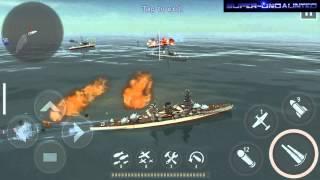 getlinkyoutube.com-[WARSHIP BATTLE] Episode 4 Mission 1 INVISIBLE DANGER