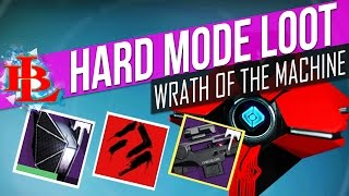 loot table wrath of the machine