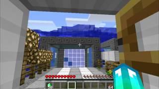 getlinkyoutube.com-Minecraft - Tsunami Challenge