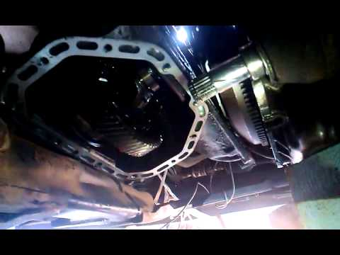 Замена выжимного подшибника на Opel vectra b