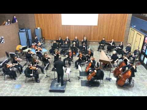 Sex and Symphony concert at confederation college.