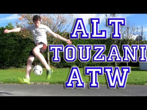ATATW (Alternative Touzani Around The World) Tutorial :: Freestyle Football / Soccer (Lowers)