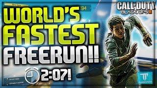 "getlinkyoutube.com-""FASTEST FREE RUN IN BLACK OPS 3 ON YOUTUBE!!"" ★ (COD BO3: Free Run Mode - Alpha)"