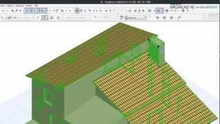 getlinkyoutube.com-ArchiCAD: Volumetric Modeling with Form Tool