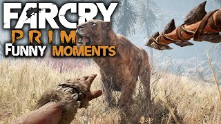 Far Cry Primal: Funny Moments!