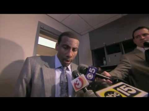 Craig Sager's Classic Interview Of Amar'e Stoudemire
