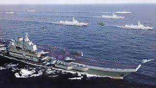 挑戰新聞軍事精華版--中日若開戰,日媒:美日將最短時間快速擊沉遼寧號