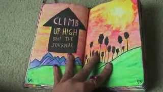 getlinkyoutube.com-Completed Wreck This Journal