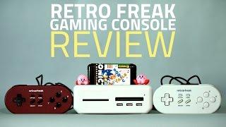 getlinkyoutube.com-Retro Freak Gaming Console Review