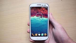 getlinkyoutube.com-Android 6.0 Marshmallow AOSP ROM on Samsung Galaxy S3 GT-I9300 Review