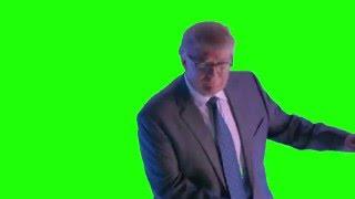 """getlinkyoutube.com-Trump """"Biggot Dance"""" Green Screen"""