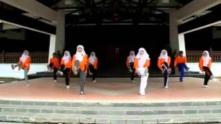 getlinkyoutube.com-SENAM KREASI Mahasiswa S1 PGSD Banjarmasin ( Korean Song )