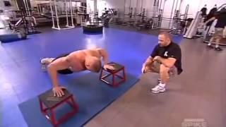 getlinkyoutube.com-Brock Lesnar Work out