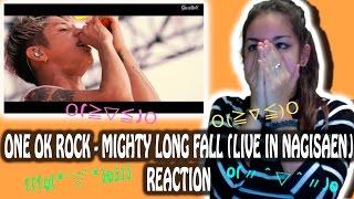 getlinkyoutube.com-ONE OK ROCK - Mighty Long Fall (Live in Nagisaen) [Reaction Video] ~SCREAMING~