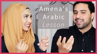 getlinkyoutube.com-ARABIC CHALLENGE! تحدي باللغة العربية | Amena