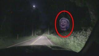 getlinkyoutube.com-Clinton Road - The Most TERRIFYING Road in America?