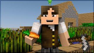 getlinkyoutube.com-Minecraft The Sims #34: Organizando as Plantações!