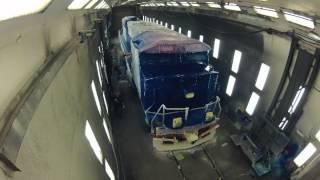 getlinkyoutube.com-How do you paint a locomotive?