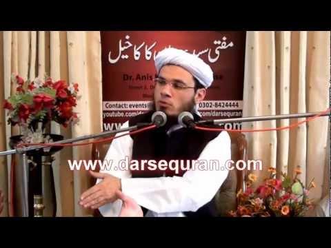 HD Mufti Syed Adnan Kakakhel 'Pur Sukoon ,Purlutf ,Baikhouf Zindagi K Qurani Nuskhe...!'
