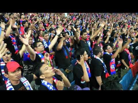 Pahang vs Johor DT (B.O.S) FA Cup - Semi Final at SBJ Part 3