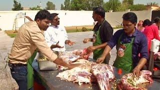 getlinkyoutube.com-Dhe Chef   Ep 71 - With the taste of Camel Biriyani!   Mazhavil Manorama