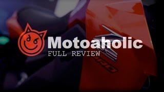 getlinkyoutube.com-Moto Review: Z125 Test Riding (Official)