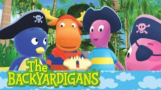 getlinkyoutube.com-The Backyardigans: Pirate Treasure - Ep.1