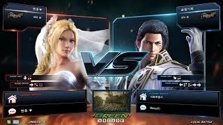 getlinkyoutube.com-TEKKEN 7 Fr 11/30 Only Practice(Nina) vs Purizumu(Claudio)  (철권7 Fr 온니프랙티스 vs 푸리주무)