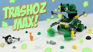 getlinkyoutube.com-LEGO Mixels Series 9 Trashoz Gobbol Sweepz & Compax PDF Max Opening Build