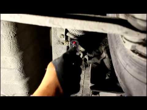 Замена Адсорбера, угольный фильтр паров бензина Hyundai Accent 1,5 Хендай Акцент 2006 года Тагаз
