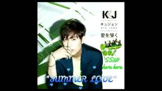 getlinkyoutube.com-Summer Love - Kim Kyu Jong