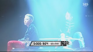 getlinkyoutube.com-GD X TAEYANG  - 'GOOD BOY' in 2014 SBS Gayodaejun