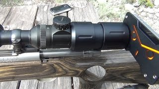 getlinkyoutube.com-G-Line, Scope Camera Mount, Hunting Shooting Product Review