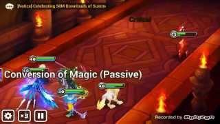 getlinkyoutube.com-[Summoners War] Verdehile vs Dragon B10 - 2 minutes per run