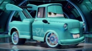 CARS ALIVE ! Cars 2 Gameplay-Tokyo Mater in Ginza Sprint