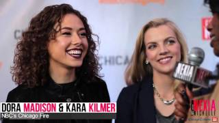 getlinkyoutube.com-#NBCChicagoDay Recap With Interviews From Cast/Crew of Chicago Fire, PD & Med