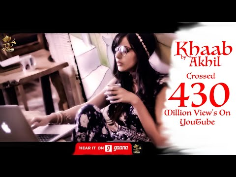 KHAAB – [GOOD MUSIC] Brings a New Punjabi Song from AKHIL – Must See Video Lovely Lyrics