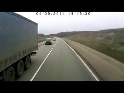 ДТП на трассе в Калужской области