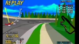 Virtua Racing Deluxe - Replay [Super32x] バーチャレーシング デラックス リプレイ
