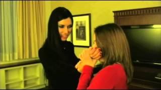 getlinkyoutube.com-Female vampire bites and turns girl