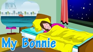 getlinkyoutube.com-My Bonnie Lies Over The Ocean ► Children Songs | Play Nursery Rhymes