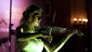 getlinkyoutube.com-Palladio Remix - Live Performance (HD) - Electric Violinist - Kate Chruscicka