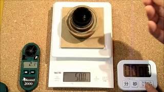 getlinkyoutube.com-Trangia stove TR-B25  トランギア の改造