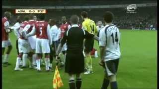 getlinkyoutube.com-Arsenal 3-1 (aet) Tottenham, League Cup S/F 2007