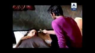 getlinkyoutube.com-SBS- Arnav Khushi- Khushi Bday Segment and acts pregnant :P
