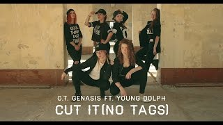 getlinkyoutube.com-O.T. Genasis - Cut It ft. Young Dolph | NS | Dance Choreo by Belyak Valeria @ALEXKFILMS